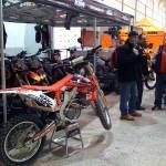 FMX pits and my bike.